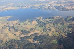 Øyeren (magro_kr) Tags: øyeren oyeren norwegia norway norge jezioro woda widok krajobraz sceneria lake water view landscape scenery aerial