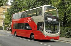 LY02ZAP Transdev Yorkshire 3610 (martin 65) Tags: transport transdev york travel yorkshire wrightbus westyorkshire west road public keighley harrogate city zap leeds vehicle bus buses