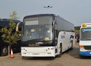 YX10 FFT: Sleafordian, Sleaford