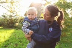 Madzia, Jeremi (Lunatrin) Tags: mother child love nature hug true bond motherhood childhood sister toddler son