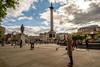 Photograph of a photographer (Foto_Art_) Tags: london trafalgar square nelsons column selfie photographer nikon d610 1835 sun cloud uk
