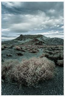 Desert infrared