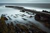 Stormy Waters (amcgdesigns) Tags: andrewmcgavin seascape sea water longexposure hitechprond 10stopfilter pier rocks scotland scottishweather landscape windy eos7dmk2