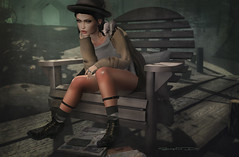 # ♥231 (sophieso.demonia) Tags: n21 kustom9 the epiphany noedition osmia locktuft agata