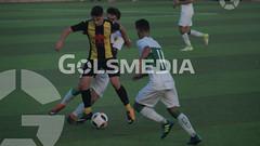 Juveniles. CD Roda 3-0 Elche CF (21/10/2017), Jorge Sastriques