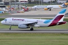 From Germanwings To Eurowings... (Ben Cavers) Tags: eurowings eurowingseurope airbusa319132 airbusa319100 airbusa319 airbus a319132 a319100 a319 eurowingsairbusa319 eurowingseuropeairbusa319 eurowingsa319 eurowingseuropea319 oelyz dagwp birminghamairport bhx egbb narrowbodyjet narrowbody passengerjet jet jetliner commercialairliner airliner commercialaviation aviation aircraft airplane plane