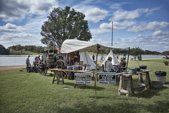 Llano Chuck Wagon Cook off 2017 (Largeguy1) Tags: approved llano chuck wagon cook off 2018 landscape blue sky clouds water canon 5dsr