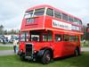London Transport No. RTW 185, registration No. KLB 915 (johnzebedee) Tags: bus motorbus rally busrally preservation heritage detling kent johnzebedee londontransport rtw leyland titan leylandtitan6rt