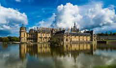 Los reflejos (Jesus_l) Tags: europa francia chantilly castillo jesúsl