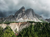 Incisor (PixStone) Tags: incisor sharp tooth sass putia peitlerkofel italian dolomites sudtyrol tyrol mountains peak landscape storm clouds thunder nature forest slide italy europe nikon d7100 unesco world heritage colors rocks