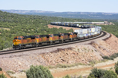 DSC6778 (jhwright105) Tags: bnsf ztrain westeaglenest crooktoncutoff arizona railroad westbound