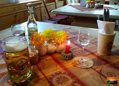 Im Oberschwäbischen Gasthaus /  In the Upper Swabian Inn in Germany (warata) Tags: 2017 deutschland germany süddeutschland southerngermany schwaben swabia oberschwaben upperswabia schwäbischesoberland badenwürttemberg gasthaus inn bier