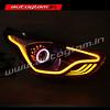 AGFF910, Ford Figo 2015+ Evoque Style Xenon Projector Headlights with 55watt XENON HID (autoglamin) Tags: fordfigoprojectorheadlamp figoheadlamp figoprojectorheadlamp figolights caraccessories carheadlights carheadlamp projectorheadlamp