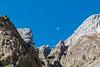 Peña Forca y la luna (hectorn89) Tags: pirineo monte mendi peñaforca peña forca