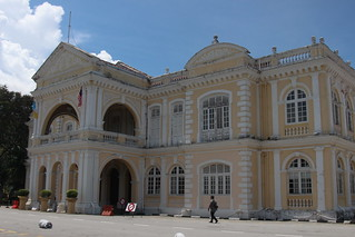 City Hall, Georgetown, Penang