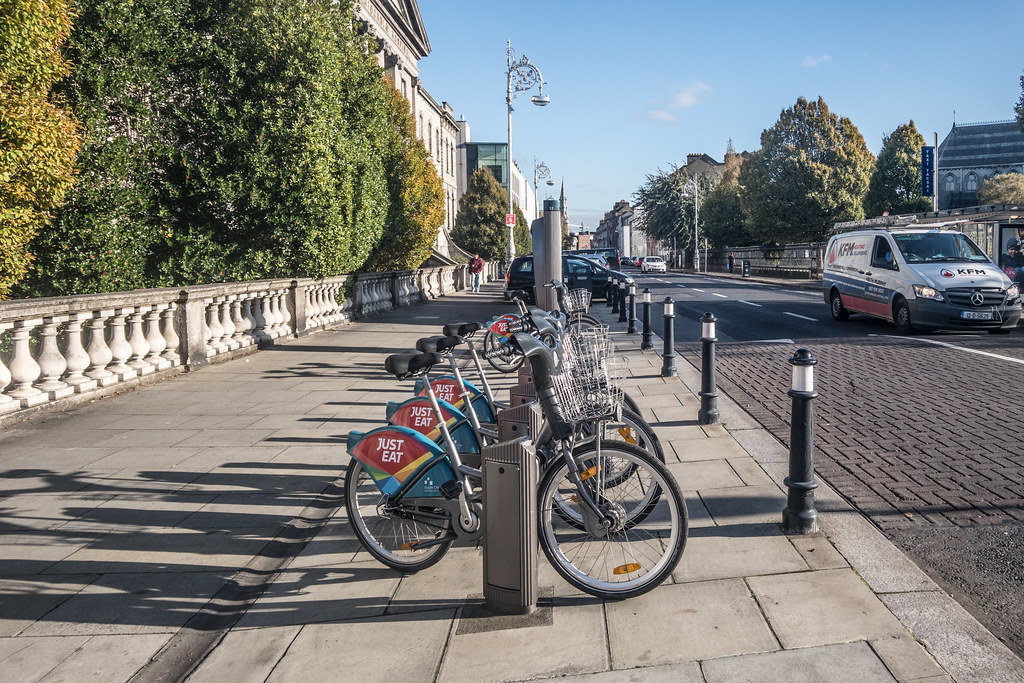 DUBLINBIKE DOCKING STATION NO 12 [ECCLES STREET]-133652