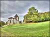 Église Saint-Pierre-ès-Liens à La Douze .....en Dordogne (lo46) Tags: france nouvelleaquitaine dordogne périgord ladouze eglise gothique village automne architecture arbre paysage canong12 lo46
