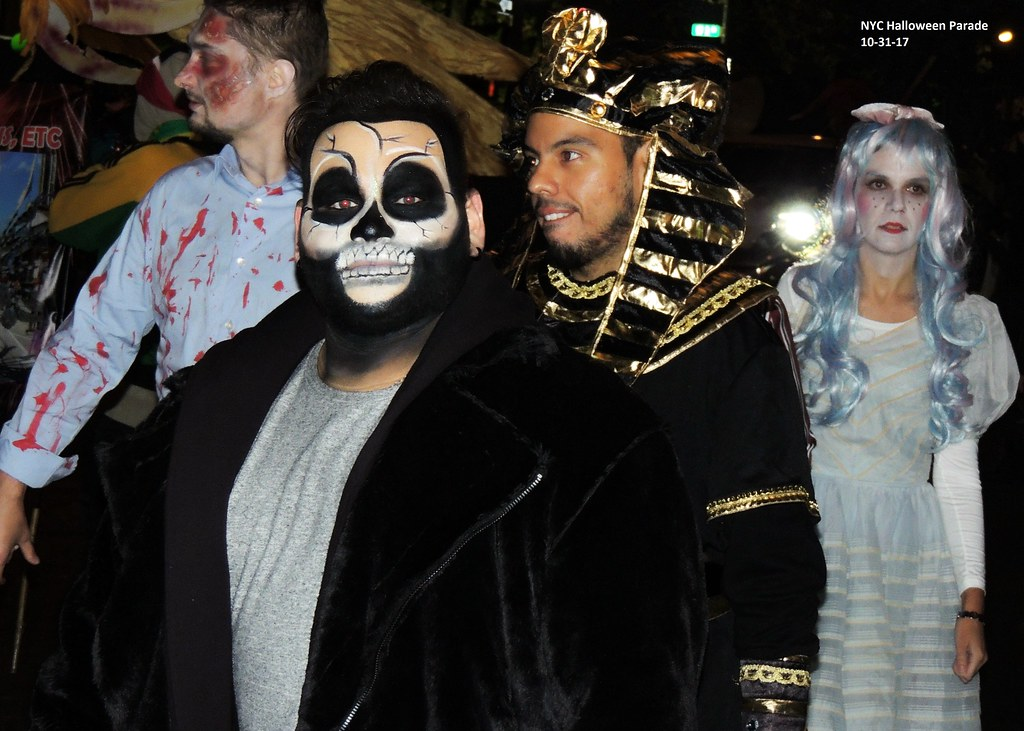 nyc halloween parade 2017 local1256 tags manhattan nyc newyorkcity 6thave costumes candid candidphotos