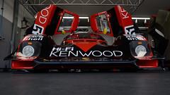 PORSCHE 962C 1990 (CK6-08/03) (Y7Photograφ) Tags: porsche 962c 1990 hansjörg hübner wolfgang destree castellet paul ricard httt 10000 tours nikon racing motorsport endurance 962