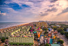 Chennai Light House (Saravanan Ekambaram) Tags: chennai mychennai madras triplicane marina beach lighthouse nochikuppam