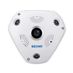 ESCAM Fisheye Camera Support VR Box QP180 Shark 960P IP WiFi Camera 1.3MP 360 Degree Panoramic Infrared Night Vision Camera (1083170) #Banggood (SuperDeals.BG) Tags: superdeals banggood electronics escam fisheye camera support vr box qp180 shark 960p ip wifi 13mp 360 degree panoramic infrared night vision 1083170