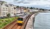143617. (curly42) Tags: 143617 class143 dmu unit class153 railway dawlish transport seafront seaside travel gwr