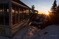 Late visit (D. Inscho) Tags: fire lookout washington northcascades pacificnorthwest