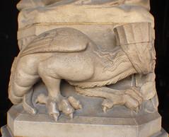 Paris (mademoisellelapiquante) Tags: saintechapelle church architecture gothicarchitecture medieval middleages paris france sculpture statue art arthistory