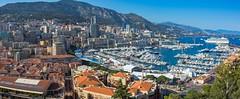 Monaco's panorama (julesnene) Tags: beach canon7dmark2 canon7dmarkii canonefs1755mmf28isusm france frenchriviera juliasumangil monaco montecarlo julesnene travel mc panorama travelgirljulia