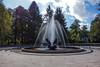 Fountain in Sad Janka Krala park (Michal Vilhan) Tags: sad janka krala bratislava sonyrx100