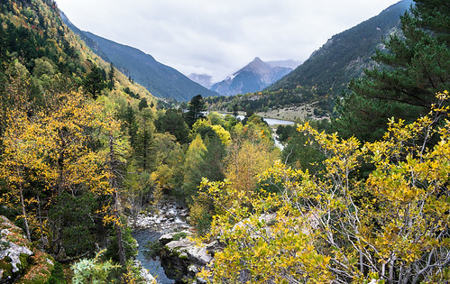 Vall de Sant Nicolau i Estany de la Llebreta