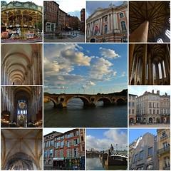 French journey - Part XVI (Pedro Nuno Caetano) Tags: fdsflickrtoys france toulouse journey mosaic