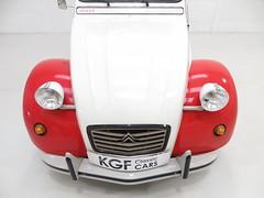 1988 Citroen 2CV6 Special Dolly (KGF Classic Cars) Tags: kgfclassiccars citroen 2cv 2cv6 special dolly charleston dyane ami