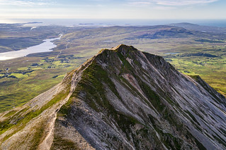 """The Pride of Donegal"" – Errigal Mountain"