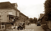 Church Street, Steeple Bumpstead (footstepsphotos) Tags: steeple bumpstead churchstreet postoffice car shopkeeper building road old vintage mp57 spriggs historic essex shop past early photo postcard