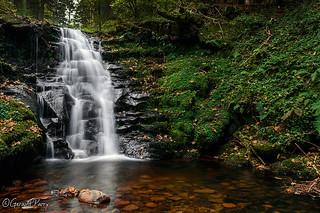 Blaen-Y-Glyn Waterfall
