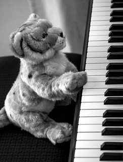 Padmasambhava Piano Playing