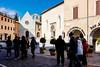 Visso (Mc) (www.turismo.marche.it) Tags: ©fotomaurizioparadisi macerata provinciadimacerata visso destinazionemarche marche facciata centrostorico centro spiritualità