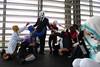 3752 (PurpleAlyss - Photos et Cosplay) Tags: cosplay pray gaster undertale underfell dancetale fairytail underpray sans frisk virgo alphys chara troll josette purplealyss stellbluegirl amybleu lecosplayerfou shamcosplay