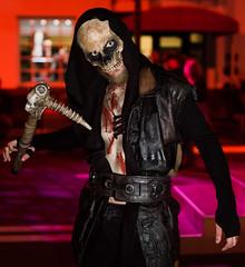 HHN 27 Halloween Horror Nights 27 2017 (mwjw) Tags: hhn hhn27 halloweenhorrornights27 2017 universal studios orlando florida scareactor night mwjw markwalter nikond810 nikon50mm