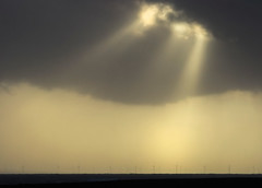 Wind Farm (craig.denford) Tags: storm brian newhaven east sussex wind farm craig denford