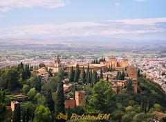 Alhambra 8 (PictureJem) Tags: paisaje arquitectura