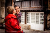 (JUANLU LÓPEZ photography) Tags: beaty boy people street travel tourism woman family face france look looking bretaña bretagne sorprise dinan
