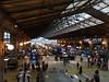 That railway station magic (stevenbrandist) Tags: trainstation railway paris france travelogue travel train eurostar garedunord