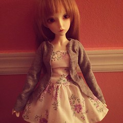 new 002 (xvictoriamargaretx) Tags: abjd bjd ball jointed doll balljointeddoll dolls fairyland fairylandminifee msd mnf minifee liria minifeeliria layla