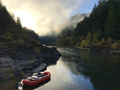 Rogue River_E5787 (Steve Roelof) Tags: iphone 7 rogueriver rogueriversiskiyounationalforest rafting raft wildandscenicriver wilderness blm usfs usforestservice bureauoflandmanagement october river water oregon pacificnorthwest