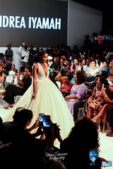 I got this shot of the stunning Agbani Darego at the recent Lagos Fashion & Design Week - Day 3. She is dressed in Andrea Iyamah. #lfdw2017 (Oukwuani) Tags: 50d canon50d canon50mmf14 fashionshow runway model nigeria lagos weddingdress wedding darego agbani africa fashion lfdw2017