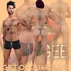 """GIFT OF Guardians (Geor""""Gee""""Na) Tags: gee gacha guardians 50l per play free gift for gimme people of players 20 times halloween neck tattoo tattoos ii"""