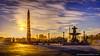 Sunset on the Concorde sqaure in Paris (fmonin) Tags: commémoratifhonorifiqueoudécoratif longexposure placedelaconcorde place obélisquedelouxor rues monument sunset themes fontaine colonne fontaineplacedelaconcorde paris coucherdesoleil longueexposition obelisque paysageurbain voies capitale