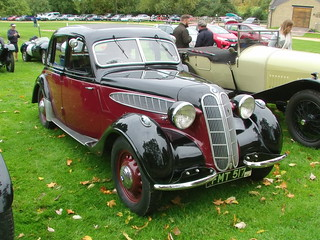 1937 Frazer Nash-BMW 326